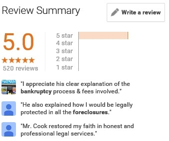 Testimonials (520 reviews)