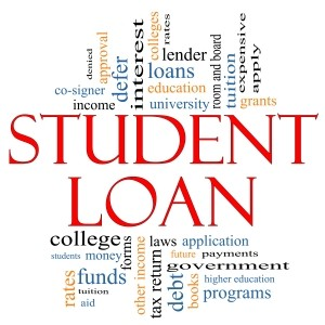 Discharge student loans